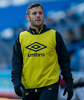 13th April 2021; The John Smiths Stadium, Huddersfield, Yorkshire, England; English Football League Championship Football, Huddersfield Town versus Bournemouth; Unused substitute Jack Wilshire for Bournemouth  Strictly Editorial Use Only. No use with unauthorized audio, video, data, fixture lists, club/league logos or 'live' services. Online in-match use limited to 120 images, no video emulation. No use in betting, games or single club/league/player publications