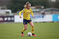 Jill Roord of Arsenal during West Ham United Women vs Arsenal Women, Women's FA Cup Football at Rush Green Stadium on 26th January 2020