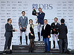 Masters One DBS during the Longines Masters of Hong Kong at AsiaWorld-Expo on 11 February 2018, in Hong Kong, Hong Kong. Photo by Diego Gonzalez / Power Sport Images