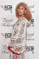 """at the London Film Festival 2016 premiere of """"The Birth of a Nation"""" at the Odeon Leicester Square, London.<br /> <br /> <br /> ©Ash Knotek  D3173  11/10/2016"""