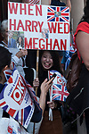 Royal Wedding of Prince Harry and Megham Markle, 19th May 2018. Windsor Berkshire.
