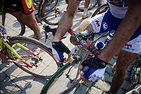 quick snack during the 2nd neutralisation.<br /> <br /> 90th Schaal Sels 2015