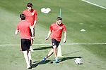 Atletico de Madrid's Koke Resurrecccion during training session. April 26,2016.(ALTERPHOTOS/Acero)