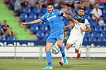 Getafe CF's Jorge Molina during friendly match. August 10,2019. (ALTERPHOTOS/Acero)