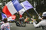 Christopher Juul Jensen (DEN/IRL) Team BikeExchange in action during Stage 5 of the 2021 Tour de France, an individual time trial running 27.2km from Change to Laval, France. 30th June 2021.  <br /> Picture: A.S.O./Pauline Ballet | Cyclefile<br /> <br /> All photos usage must carry mandatory copyright credit (© Cyclefile | A.S.O./Pauline Ballet)