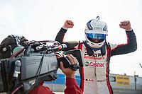 Porsche GT3 Cup Challenge Canada<br /> Grand Prix Trois-Rivieres<br /> Trois-Rivieres, QC CAN<br /> Saturday 12 August 2017<br /> 9, Scott Hargrove, GT3CP, CAN, 2017 Porsche 991<br /> World Copyright: Jake Galstad<br /> LAT Images