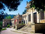 Italien, Toskana, Insel Elba, S. Martino: Villa Napoleonica (Napoleons Exil) | Italy, Tuscany, Elba Island, S. Martino: Villa Napoleonica (Napoleon's Exile)