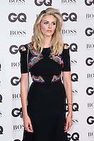Tamsin Egerton arrives for the GQ Men Of The Year Awards 2016 at the Tate Modern, London