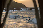 Langland Bay, Swansea, UK, 2nd November 2020.<br />