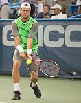 Lleyton Hewitt (AUS) defeats Marinko Matosevic (AUS), 6-4, 6-3 at the CitiOpen in Washington, D.C., Washington, D.C.  District of Columbia on July 29, 2014.