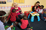 Education Preschool toddler 2s program children and teachers playing