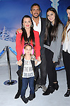 Hollywood, CA - NOVEMBER 19: Kyle Richards,Mauricio Umansky and daughters arrives at The Disney FROZEN Premiere held at The El Capitan Theatre in Hollywood, California on November 19,2012                                                                               © 2013 Hollywood Press Agency