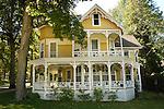 Bay View Association summer cottage. 1860's