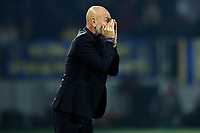 Stefano Pioli of Fiorentina gestures during the Serie A 2018/2019 football match between Frosinone and ACF Fiorentina at stadio Benito Stirpe, Frosinone, November 09, 2018 <br />  Foto Andrea Staccioli / Insidefoto