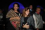 MARISELA FEDERICI CON LA FIGLIA MARGHERITA TAMRAZ <br /> FESTA RIUNIFICAZIONE  A VILLA ALMONE RESIDENZA AMBASCIATORE TEDESCO -  ROMA  OTTOBRE 2008