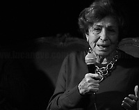 Luciana Castellina, Journalist, Politician & Author.<br /> <br /> For more information please click here: https://g.co/kgs/44FvdZ