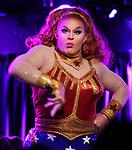 Varla Jean Merman performing her show 'Wonder Merman'