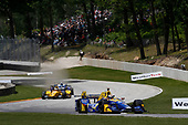 Verizon IndyCar Series<br /> Kohler Grand Prix<br /> Road America, Elkhart Lake, WI USA<br /> Sunday 25 June 2017<br /> Alexander Rossi, Andretti Herta Autosport with Curb-Agajanian Honda<br /> World Copyright: Michael L. Levitt<br /> LAT Images
