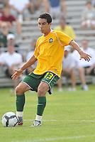 Gauchinho (stl)...AC St Louis and NSC Minnesota Stars played to a 2-2 tie at Anheuser-Busch Soccer Park, Fenton, Missouri.