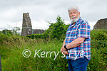 Councillor Johnnie Wall wants Kerry County Council to shore up the church ruins in Rath Cemetery, which dates back to the 7th century