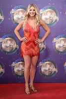 "Gemma Atkinson<br /> at the launch of the new series of ""Strictly Come Dancing, New Broadcasting House, London. <br /> <br /> <br /> ©Ash Knotek  D3298  28/08/2017"