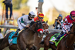 MAY 01, 2021: Hot Rod Charlie with Flavien Prat races in the  Kentucky Derby at Churchill Downs in Louisville, Kentucky on May 1, 2021. EversEclipse Sportswire/CSM