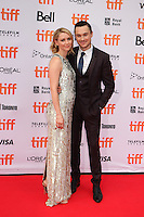 VALORIE CURRY AND SAM - RED CARPET OF THE FILM 'AMERICAN PASTORAL' - 41ST TORONTO INTERNATIONAL FILM FESTIVAL 2016