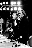 Montreal. CANADA -   August 26,1995  File Photo - French actor Gerard Depardieu honored at Montreal's World Film Festival.<br /> <br /> File Photo : Agence Quebec Pressse - Pierre Roussel