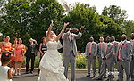 Wedding of Yemi & Brittany Cole on July 19, 2014.