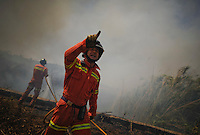 2012-07-02 SPAIN-FOREST FIRE-VALENCIA
