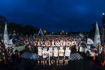 Runners compete during the Wings for Life World Run on May 3, 2015 in Yilan, Taiwan. Photo by Victor Fraile / Power Sport Images