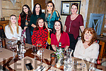 Enjoying the night out in Croi on Saturday night <br /> Seated l to r: Lorraine Elkhouly, Linda Juggan, Lisa Samy and Josephine Dennehy.<br /> Back l to r: Sofia Samy, Sharon Brown, Rasi Anin and Linda Paterson.