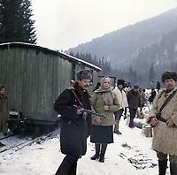 Высокий перевал (1981)
