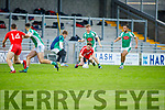 Action from Na Gaeil v An Ghaeltacht in the Intermediate Football Club Championship Qtr-Final