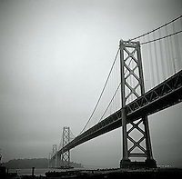 Oakland Bay Bridge<br />