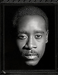 Actor Don Cheadle photographed for Entertainment Weekly