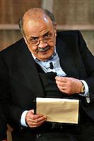 Roma 29/3/2004 MCS. <br /> Il giornalista Maurizio Costanzo<br /> Foto Andrea Staccioli Insidefoto