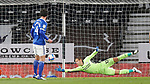 28.10.20 - Derby County v Cardiff City - Sky Bet Championship - Goalkeeper Alex Smithies of Cardiff makes a save in the 1st half