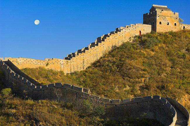 Great Wall, Jinshanling, China
