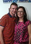 Aidan O'Brien Birthday PARTY in McHughs 15/08/09