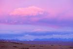 Cumulus clouds, Los Glaciares National Park, Argentina