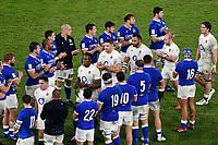 Roma 31/10/2020 Stadio Olimpico <br /> Rugby 6 Nations 2020 <br /> Italy - England. <br /> Photo Andrea Staccioli / Insidefoto / Fotosportit