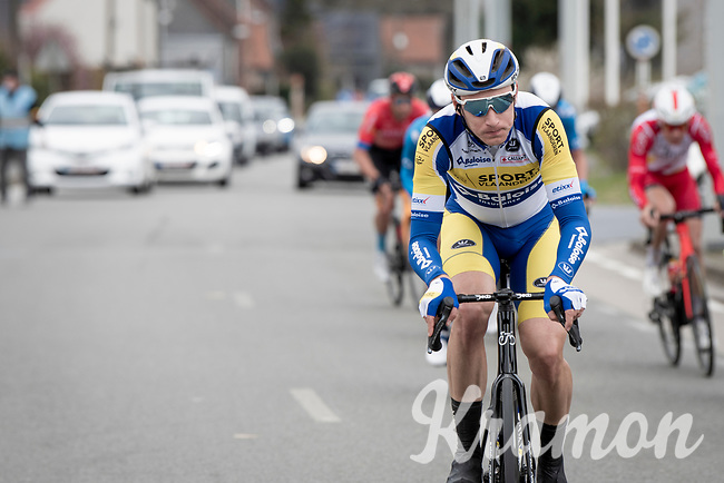 Lindsay De Vylder (BEL/Sport Vlaanderen - Baloise)<br /> <br /> 64th E3 Classic 2021 (1.UWT)<br /> 1 day race from Harelbeke to Harelbeke (BEL/204km)<br /> <br /> ©kramon