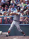 Boston Red Sox Carl Yastrzemski(8) in action during a game from the 1969 season.  Carl Yastrzemski played for 23  years all with the Boston Red Sox, was 18-time All-Star, American League MVP in 1967, Triple Crown winner in 1967 and was inducted to the Baseball Hall of Fame in 1989.David Durochik/SportPics