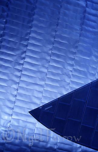 28 JUL 2003 - SALFORD, UK - Lowry Centre. (PHOTO (C) NIGEL FARROW)