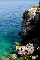 The Grotto at Bruce Peninsula National Park, Ontario Canada