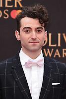 Marc Antolin<br /> arriving for the Olivier Awards 2019 at the Royal Albert Hall, London<br /> <br /> ©Ash Knotek  D3492  07/04/2019