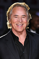 """Don Johnson<br /> arriving for the """"Knives Out"""" screening as part of the London Film Festival 2019 at the Odeon Leicester Square, London<br /> <br /> ©Ash Knotek  D3524 08/10/2019"""