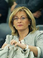 Giovanna Di Rosa.CSM - Consiglio Superiore della Magistratura (Plenum) .Nomina del Vice Presidente.Roma, 2 Agosto 2010.Photo Serena Cremaschi Insidefoto
