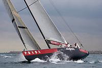 Luna Rossa Challenge -  - LOUIS VUITTON CUP - ROUND ROBIN 2 - FLIGHT 5 - Canceled - 2007 may 03